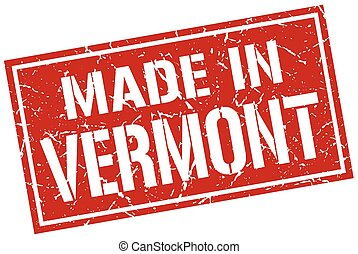 made in Vermont stamp