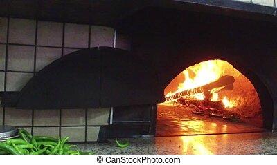 made stone oven bread