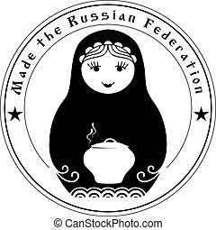 Made the Russian Federation