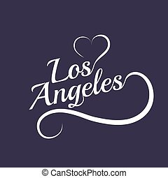 Made with love in Los Angeles