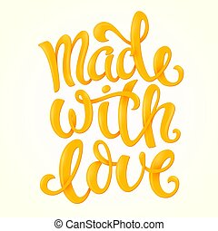 Made with love