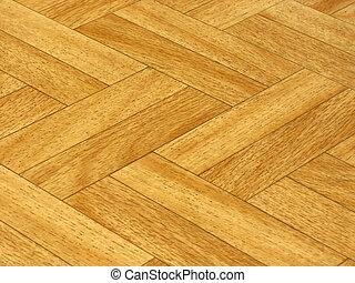 madeira, 2, textura, chão