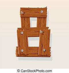 madeira, 8, número