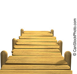 madeira, amarração
