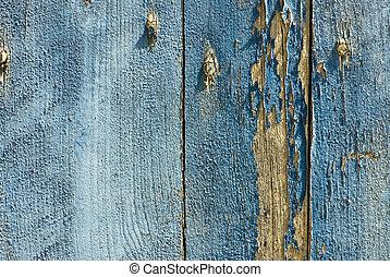 madeira, antigas, bote, textura