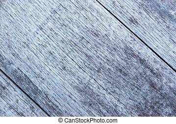 madeira, antigas, tábua, textura