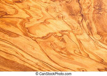 madeira, azeitona, fundo, textura