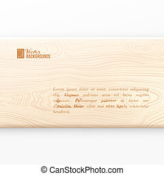 madeira, board.