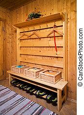 madeira, bonito, sauna