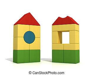 madeira, edifício bloqueia
