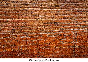 madeira, grunge, fundo, textura
