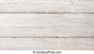 madeira, madeira, fundo, tabela, branca, pranchas, textura