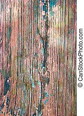 madeira, ou, fundo, textura