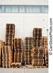 madeira, pallet