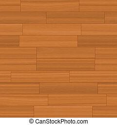 madeira, pavimentando, parquet