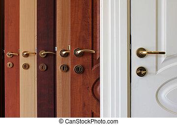 madeira, porta