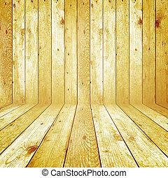 madeira, retro, fundo