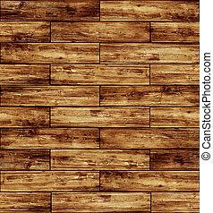madeira, seamless, textura, parquet