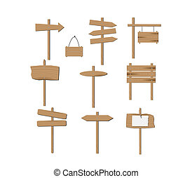 madeira, sinais