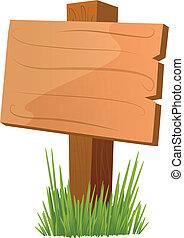 madeira, sinal