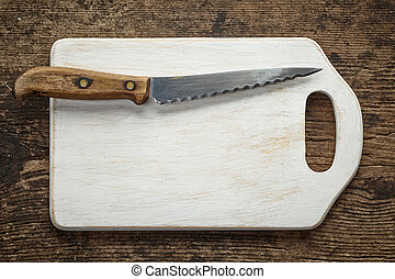 madeira, tábua cortante