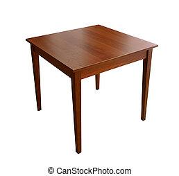 madeira, tabela