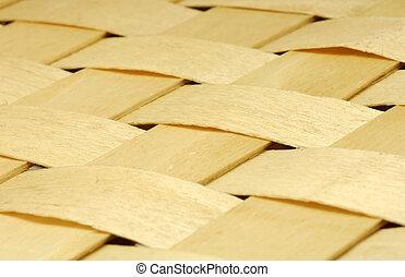 madeira, tecer