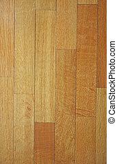 madeira, tiras, carvalho, pavimentando, parquet