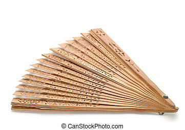 madeira, ventilador