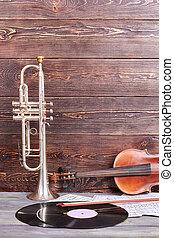 madeira, vindima, instrumentos, musical, experiência.