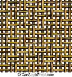 madeira, weave., seamless, texture.