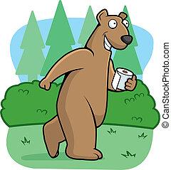 madeiras, urso