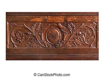 madera, alivio