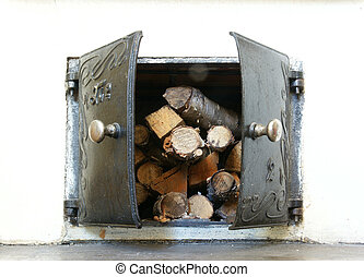 madera, almacenamiento