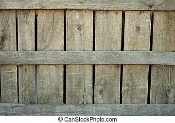 madera, cajón, plano de fondo