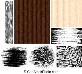 madera, colección