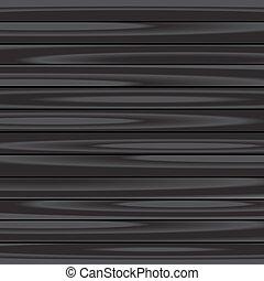 madera, fondo negro