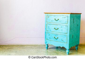 madera, muebles