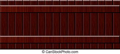 madera, o, plano de fondo, textura