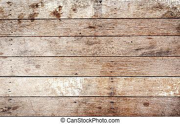 madera, tablón, plano de fondo