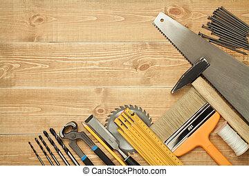 madera trabajar