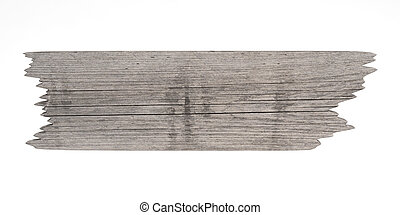 madera, viejo, tablón