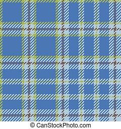 Madras pattern - Plaid madras seamless pattern. Blue tartan ...