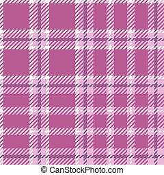 Madras pattern - Plaid madras seamless pattern. Pink tartan ...