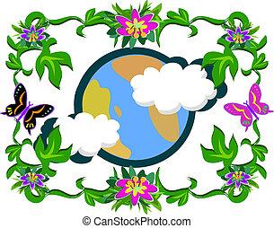 madre tierra, naturaleza
