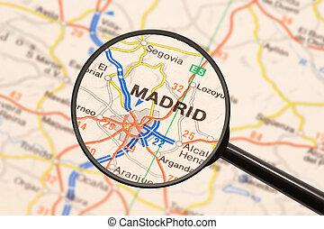 madrid, destination