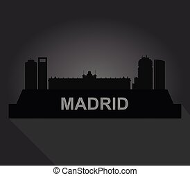 madrid, orizzonte