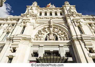 madrid, palacio, famoso