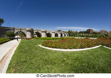 madrid, parque