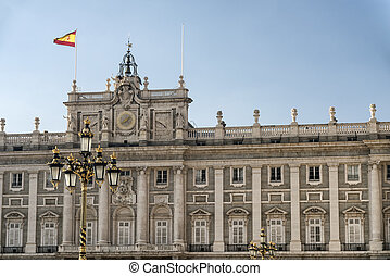 Madrid (Spain): Royal Palace